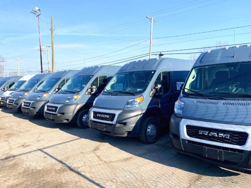 LDC Fleet of Trucks